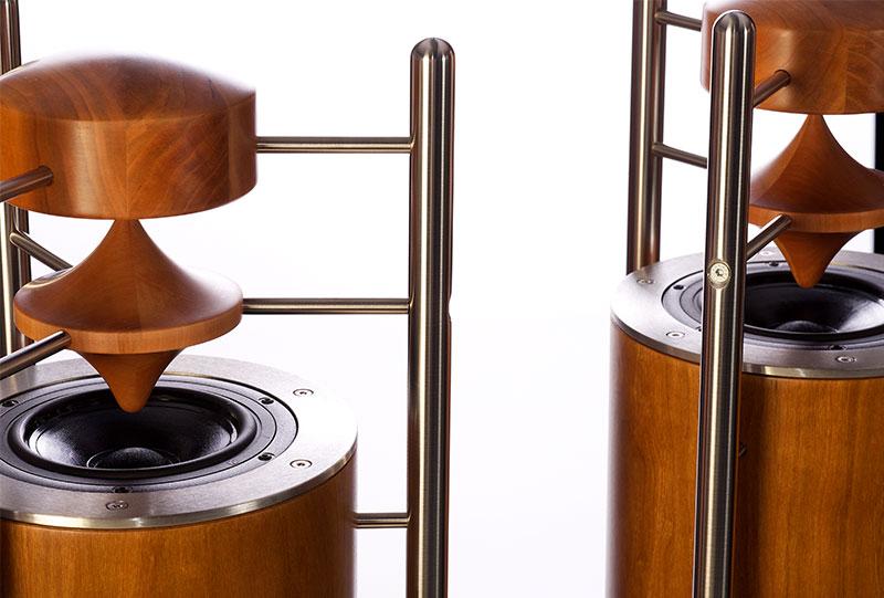 Diffusion sonore respectant les propriétés du son avec les enceintes acoustiques holographiques MUNDUS